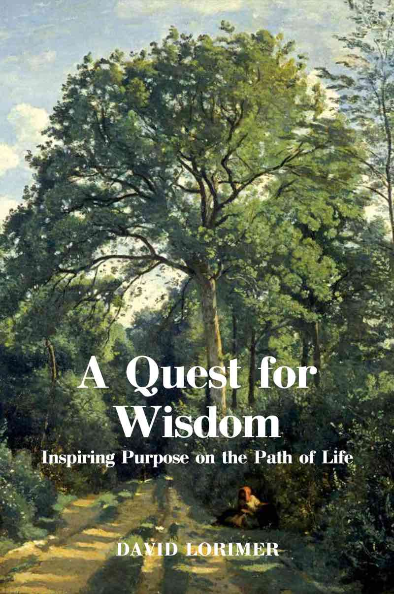 A Quest for Wisdom: Inspiring Purpose on the Path of Life
