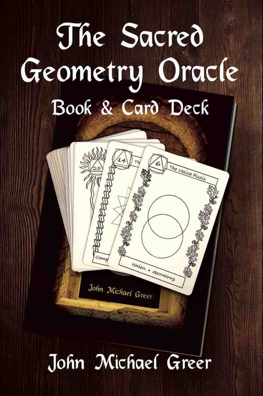 The Sacred Geometry Oracle: Book and Card Deck
